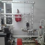 Установка автоматики дизельного отопления